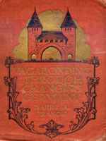 NYSL Decorative Cover: Vagabonding through changing Germany