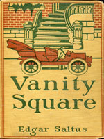 NYSL Decorative Cover: Vanity Square
