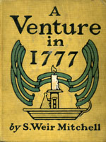 NYSL Decorative Cover: Venture in 1777