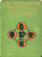 NYSL Decorative Cover: Vizier of the two-horned Alexander