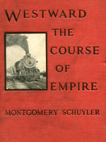 NYSL Decorative Cover: Westward the course of empire