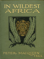 NYSL Decorative Cover: Wldest Africa