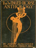 NYSL Decorative Cover: Winged horse anthology