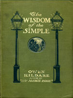 NYSL Decorative Cover: Wisdom of the simple