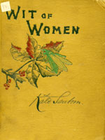 NYSL Decorative Cover: Wit of women