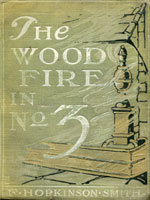NYSL Decorative Cover: Wood fire at No. 3
