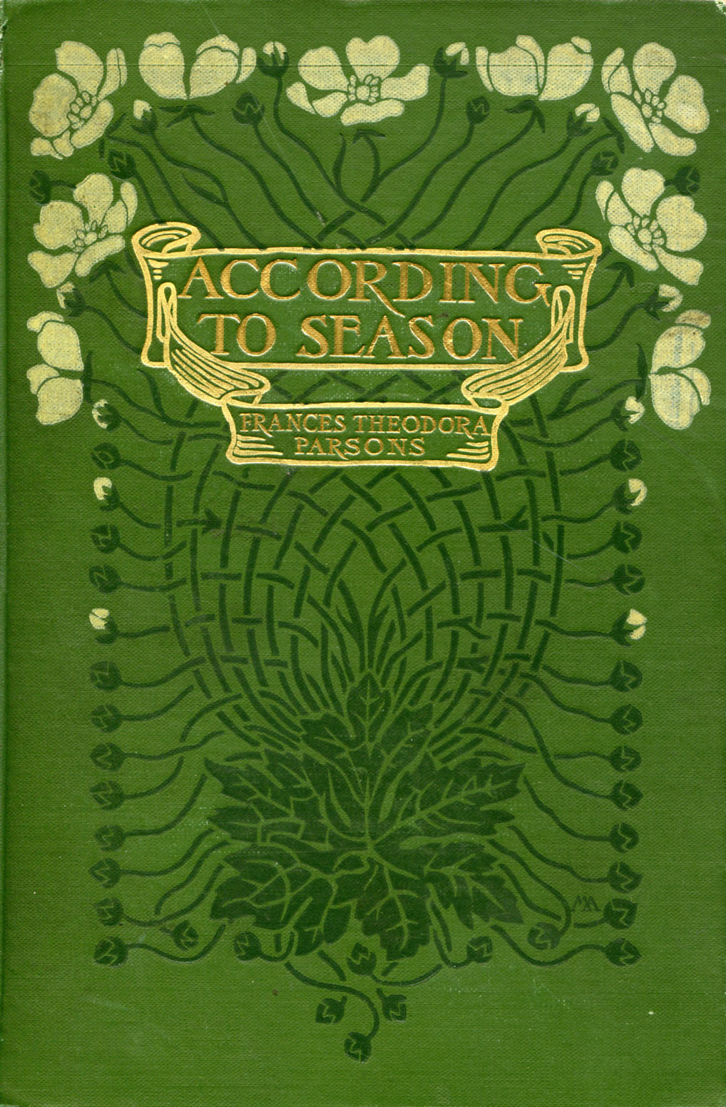 Vintage Decorative Book Cover : Nysl decorative covers